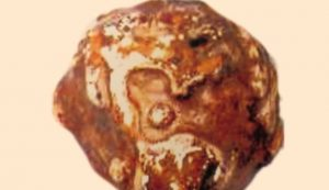 聖徳太子の地球儀