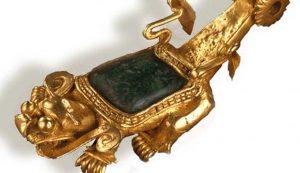 マヤ文明の黄金ブルドーザー